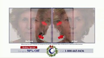 Plexaderm Skincare TV Spot, 'Holiday Special: Up to 50 Percent Off + Free Shipping' - Thumbnail 5