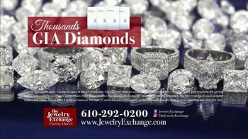 Jewelry Exchange TV Spot, 'Thousands of GIA Diamonds'