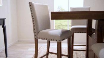 Bob's Discount Furniture TV Spot, 'Rustic Sonoma Dining Set' - Thumbnail 4