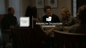 American Signature Furniture Early Black Friday Sale TV Spot, 'Buy More, Save More' - Thumbnail 1