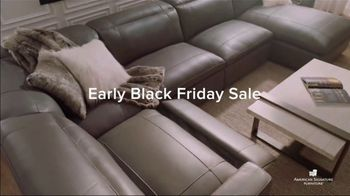 American Signature Furniture Early Black Friday Sale TV Spot, 'Buy More, Save More'