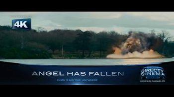 DIRECTV Cinema TV Spot, 'Angel Has Fallen'