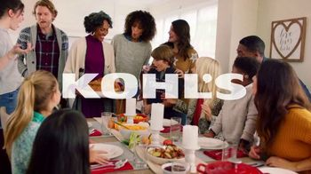 Kohl's Home Sale TV Spot, 'Extra 15 Percent Off, Cuddl Duds Sheets and Air Fryer' - Thumbnail 1