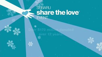 Subaru Share the Love Event TV Spot, 'Owners Care' [T1] - Thumbnail 6
