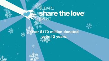 Subaru Share the Love Event TV Spot, 'Owners Care' [T1] - Thumbnail 7