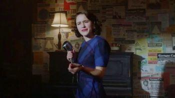 Amazon Prime Video TV Spot, 'The Marvelous Mrs. Maisel: S3 - Big Leagues'