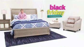 Ashley HomeStore Black Friday Mattress Sale TV Spot, 'Going on Now: Next Day Delivery' Song by Midnight Riot - Thumbnail 2