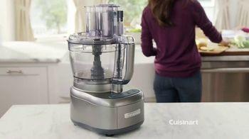 Cuisinart Elemental 13-Cup Food Processor TV Spot, 'Dicing & Slicing' - Thumbnail 1