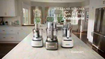 Cuisinart Elemental 13-Cup Food Processor TV Spot, 'Dicing & Slicing' - Thumbnail 10