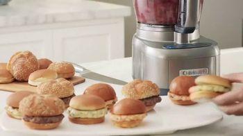 Cuisinart Elemental 13-Cup Food Processor TV Spot, 'Dicing & Slicing' - Thumbnail 9
