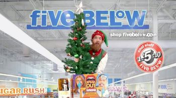 Five Below TV Spot, 'Elves: Give and Give Again: Over $5'