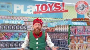 Five Below TV Spot, 'Elves: Give and Give Again: Over $5' - Thumbnail 2