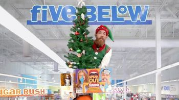 Five Below TV Spot, 'Elves: Give and Give Again: Over $5' - Thumbnail 6