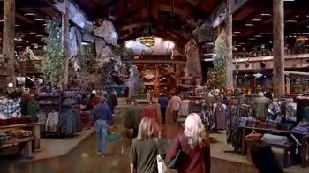 Bass Pro Shops Holiday Kickoff Sale TV Spot, 'Ammo, Hunting Boots and Pistol' - Thumbnail 4