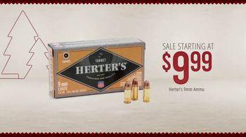 Bass Pro Shops Holiday Kickoff Sale TV Spot, 'Ammo, Hunting Boots and Pistol' - Thumbnail 6
