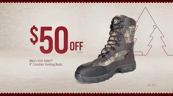 Bass Pro Shops Holiday Kickoff Sale TV Spot, 'Ammo, Hunting Boots and Pistol' - Thumbnail 7