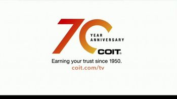 COIT 70 Year Anniversary TV Spot, 'Blast From the Past: New Carpets and Drapes' - Thumbnail 5