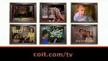 COIT 70 Year Anniversary TV Spot, 'Blast From the Past: New Carpets and Drapes' - Thumbnail 7