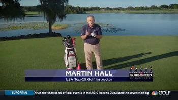 Revolution Golf Sure-Speed TV Spot, 'Shortcut for Increased Speed' Featuring Martin Hall