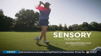 Revolution Golf Sure-Speed TV Spot, 'Shortcut for Increased Speed' Featuring Martin Hall - Thumbnail 5