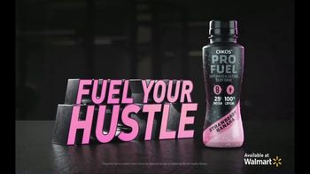 Oikos Pro Fuel TV Spot, 'Protein and Caffeine'