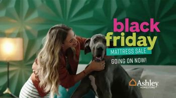 Ashley HomeStore Black Friday Mattress Sale TV Spot, 'Chime or Anniversary' - Thumbnail 3