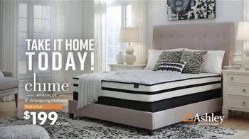 Ashley HomeStore Black Friday Mattress Sale TV Spot, 'Chime or Anniversary' - Thumbnail 4