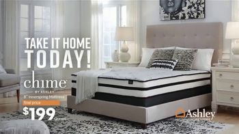 Ashley HomeStore Black Friday Mattress Sale TV Spot, 'Chime or Anniversary' - Thumbnail 5