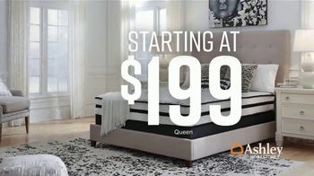 Ashley HomeStore Black Friday Mattress Sale TV Spot, 'Chime or Anniversary' - Thumbnail 6