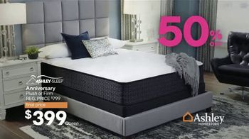Ashley HomeStore Black Friday Mattress Sale TV Spot, 'Chime or Anniversary' - Thumbnail 8