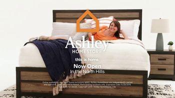 Ashley HomeStore Black Friday Mattress Sale TV Spot, 'Financing on Tempur-Pedic' Song by Midnight Riot - Thumbnail 9