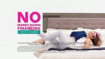 Ashley HomeStore Black Friday Mattress Sale TV Spot, 'Financing on Tempur-Pedic' Song by Midnight Riot - Thumbnail 4