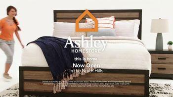Ashley HomeStore Black Friday Mattress Sale TV Spot, 'Financing on Tempur-Pedic' Song by Midnight Riot - Thumbnail 8