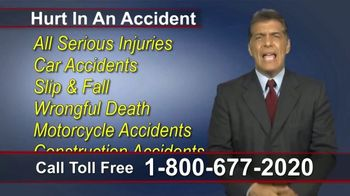 Lawyers Group TV Spot, 'Injury Lawyer in Your Area'