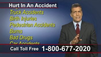 Lawyers Group TV Spot, 'Injury Lawyer in Your Area' - Thumbnail 10