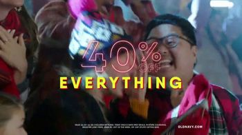 Old Navy TV Spot, 'Old Navy Tonight: You Get a Gift: 40 Percent Off' Featuring Neil Patrick Harris - Thumbnail 10