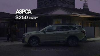 Subaru Share the Love Event TV Spot, 'Night Visit' [T1] - Thumbnail 9