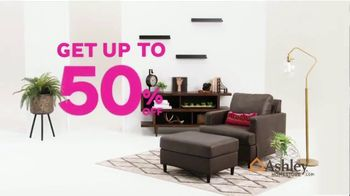 Ashley HomeStore Black Friday Sale TV Spot, 'Up to 50 Percent Off' Song by Midnight Riot - Thumbnail 3