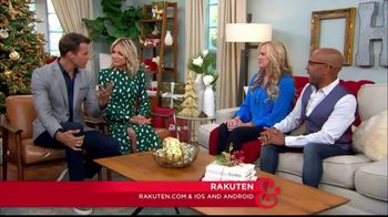Rakuten TV Spot, 'Hallmark Channel: Earn Money Back' Featuring Cameron Mathison, Debbie Matenopoulos