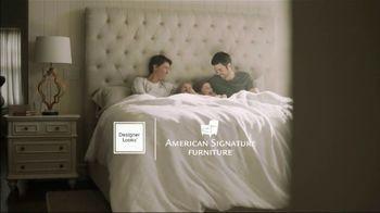 American Signature Furniture Early Black Friday Sale TV Spot, 'Dream Mattress Studio'