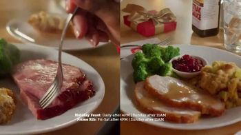 Golden Corral TV Spot, 'Holiday Feast + Prime Rib Weekends' - Thumbnail 2