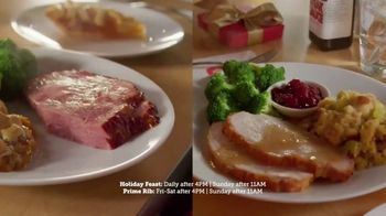 Golden Corral TV Spot, 'Holiday Feast + Prime Rib Weekends' - Thumbnail 3