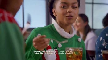 Golden Corral TV Spot, 'Holiday Feast + Prime Rib Weekends' - Thumbnail 5