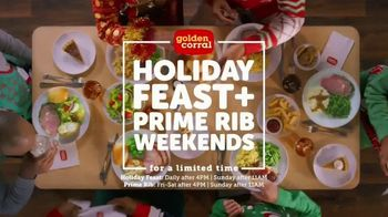 Golden Corral TV Spot, 'Holiday Feast + Prime Rib Weekends' - Thumbnail 8