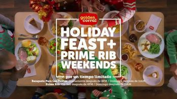 Golden Corral TV Spot, 'Holiday Feast y Prime Rib Weekends' [Spanish] - Thumbnail 5