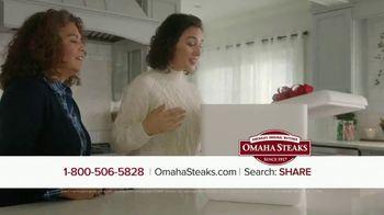 Omaha Steaks TV Spot, 'Perfect Holiday Gift' - Thumbnail 4