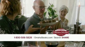 Omaha Steaks TV Spot, 'Perfect Holiday Gift' - Thumbnail 6
