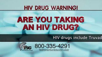 The Sentinel Group TV Spot, 'HIV Drug Warning'