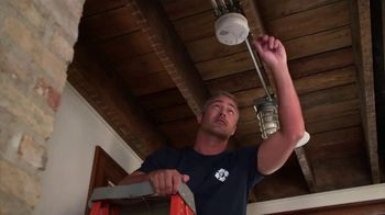 First Alert TV Spot, 'Fire Safety With Taylor Kinney'
