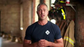 First Alert TV Spot, 'Fire Safety With Taylor Kinney'